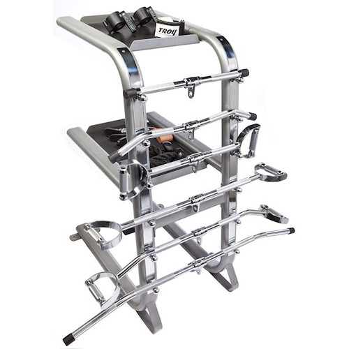 Troy Barbell GTAR-PAC Cable Attachment Set with Storage Rack