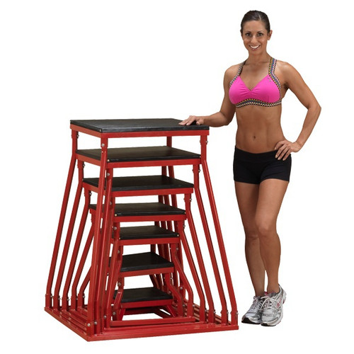Body Solid Plyo Boxes | #BSTPB