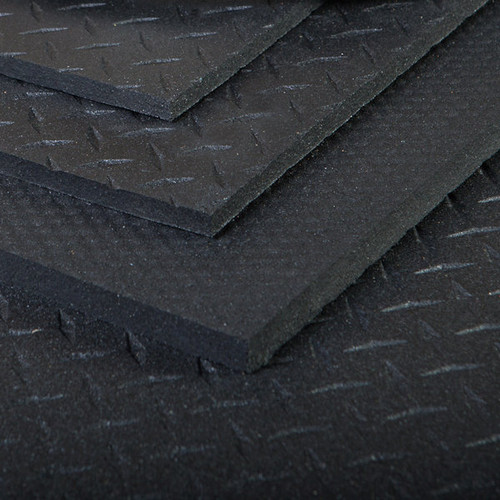 Supermats 4x6 Rubber Fitness Room Mats