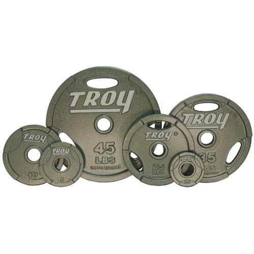 Troy Cast Iron Weight Plates