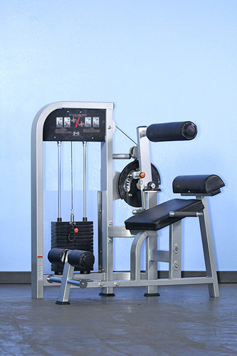 Muscle D Ab/Back Machine