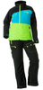 Verge Jacket - Black/Blue/Lime