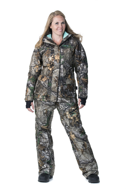 Kylie 3-in-1 Hunting Jacket - Realtree Xtra