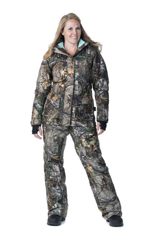 Kylie 3 In 1 Hunting Jacket Insulated Hunting Jacket