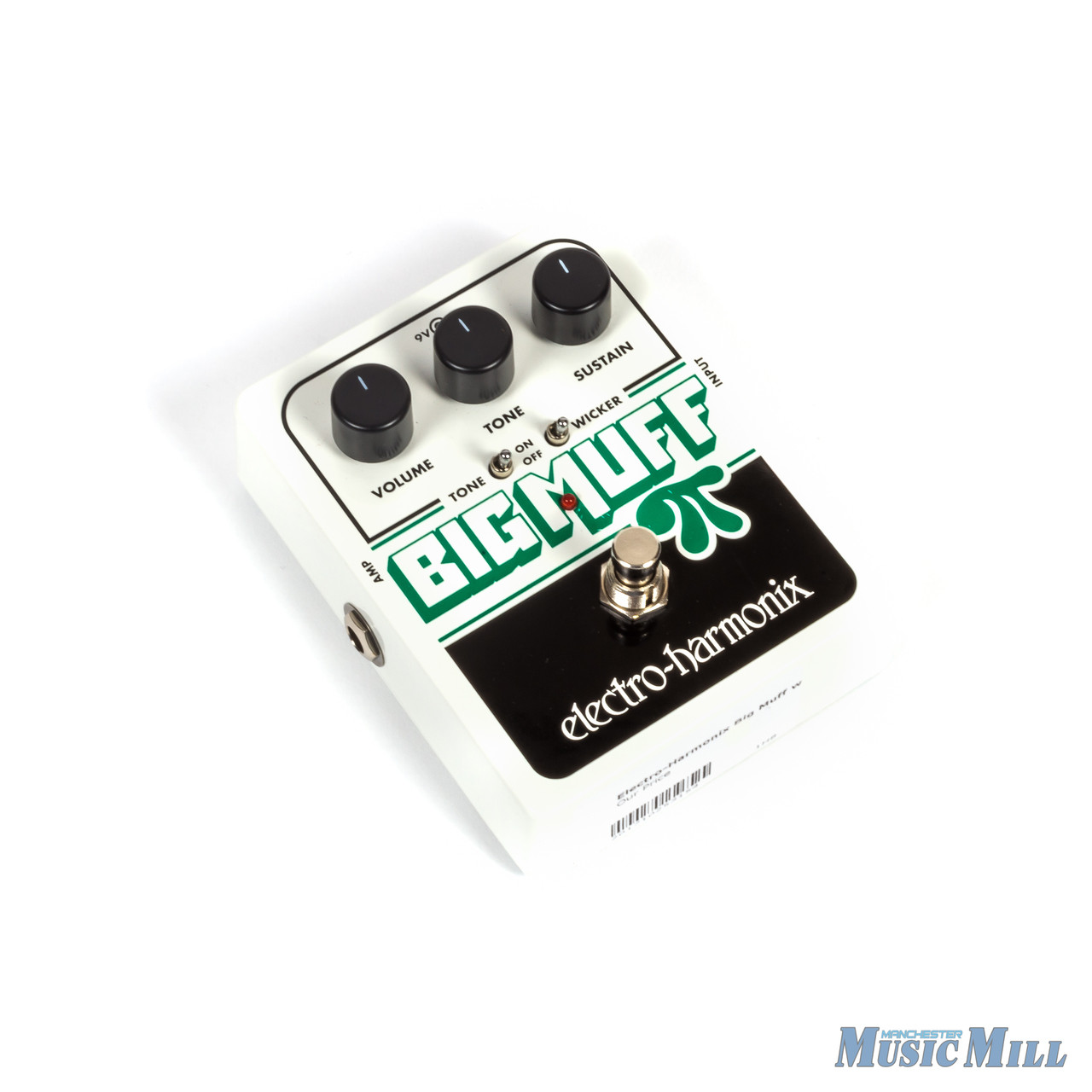Electro Harmonix Big Muff Guitar Effects Pedal Used Pi Effect