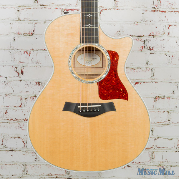 2014 Taylor 612CE Acoustic Electric Spruce/Maple w/OHSC (USED) (612ceu-2)