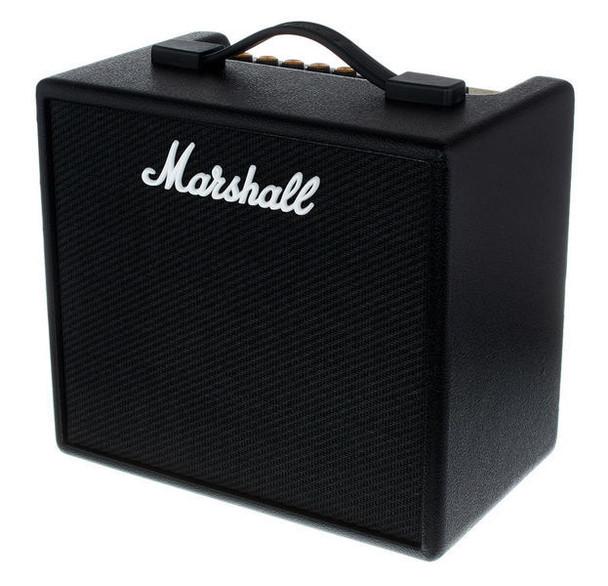 """Marshall Code 25 25-watt 1x10"""" Digital Guitar Combo Amp"""