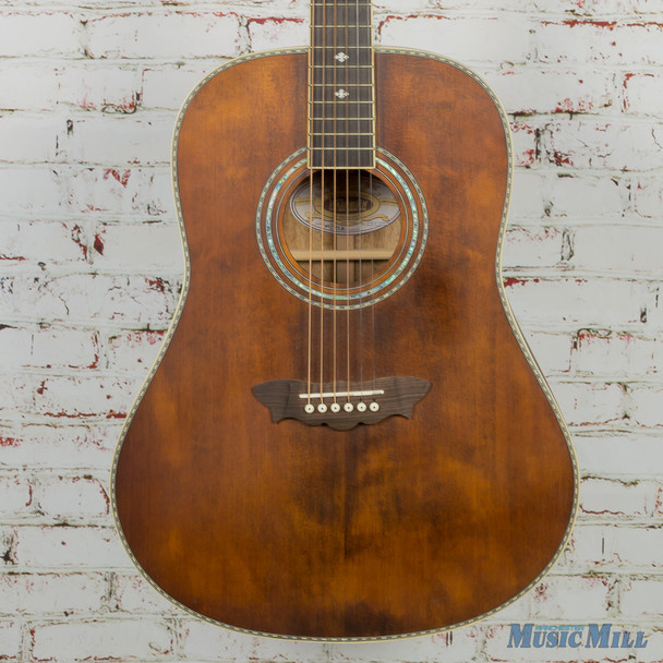 Washburn Vintage Series WSJ124K Acoustic Guitar w/OHSC (USED)