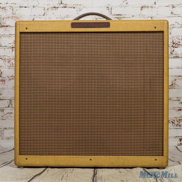 Fender '59 Bassman 4x10 RI Re-issue Tweed w/Cover (USED)