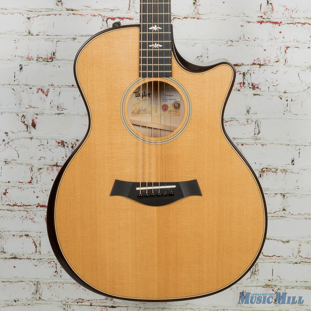 Taylor 614ce Builder's Edition - Natural