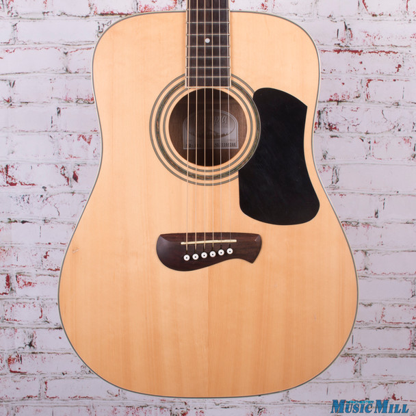 Olympia OD10S Dreadnought Acoustic Guitar Nautral