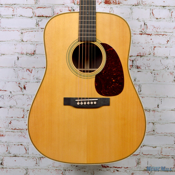 Martin 2018 HD-28 Dreadnought Acoustic Guitar