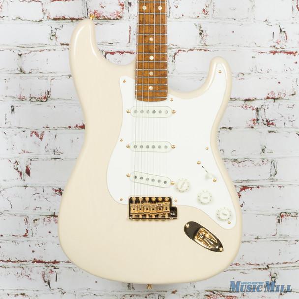 Fender Custom Shop 2017 NAMM LTD Roasted Neck Stratocaster NOS Vintage Blonde