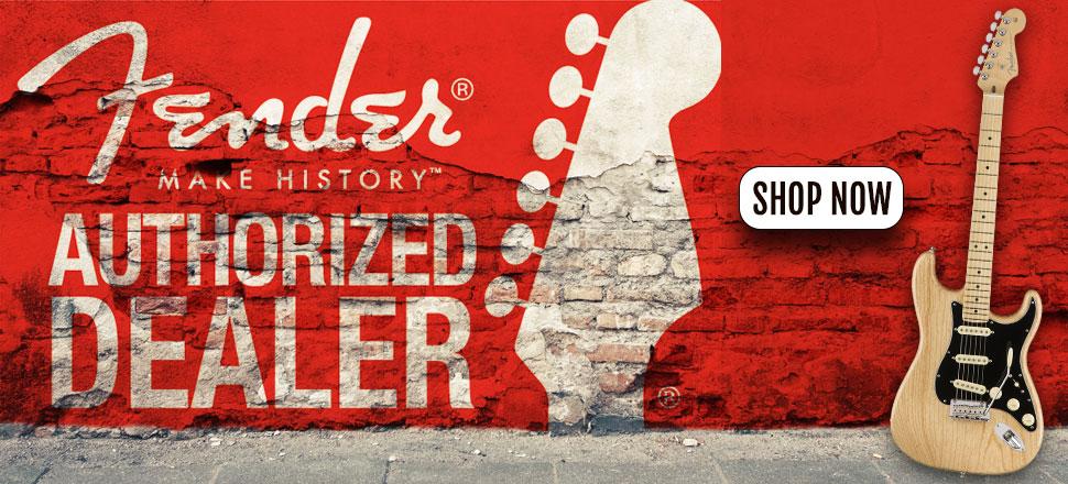 Fender Guitar Dealer