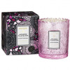 VOLUSPA- Japanese Plum Bloom Boxed Scallop Candle 6.2oz