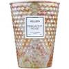 VOLUSPA - Beramot Rose 2 Wick Tin Table Candle  26oz
