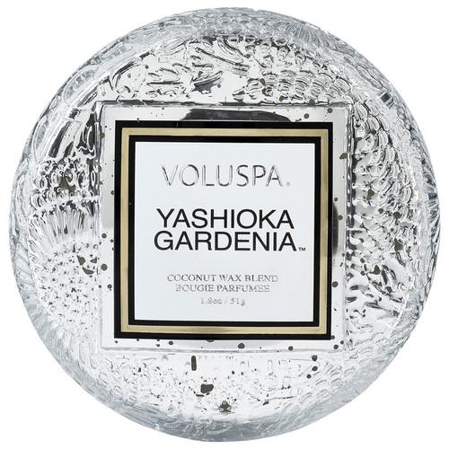 YASHIOKA GARDENIA - 1.8 OZ GLASS CANDLE