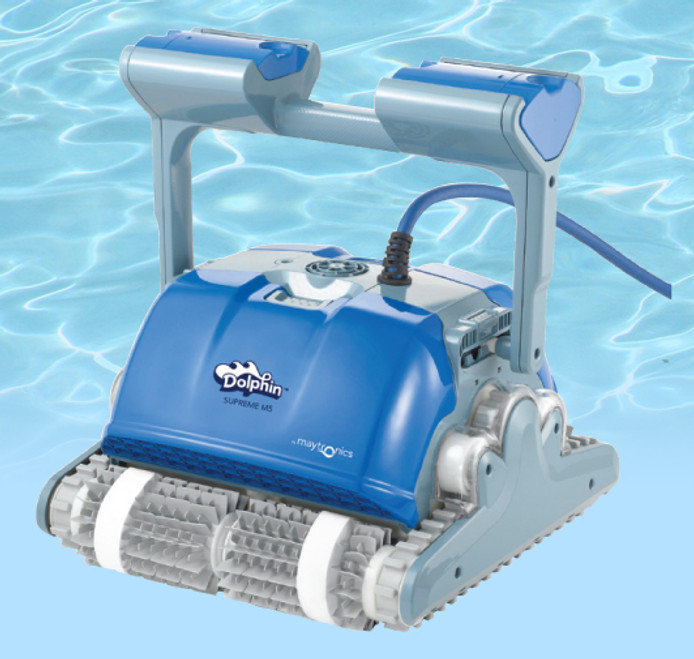 Dolphin Supreme M5 Pool Cleaner
