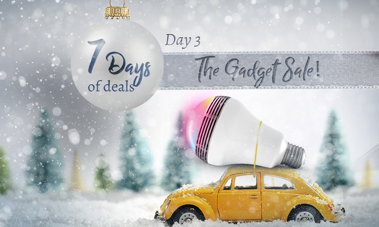 Gadget Sale Holiday 2017