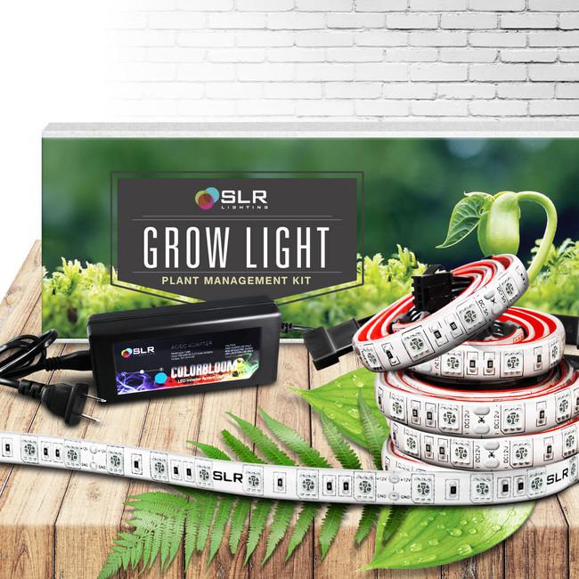 LED light for plants