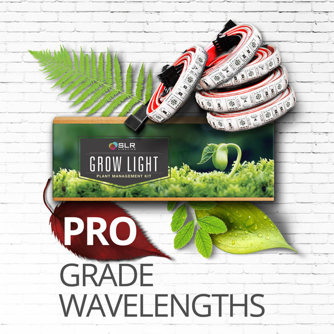 Professional LED Grow Light Strips.