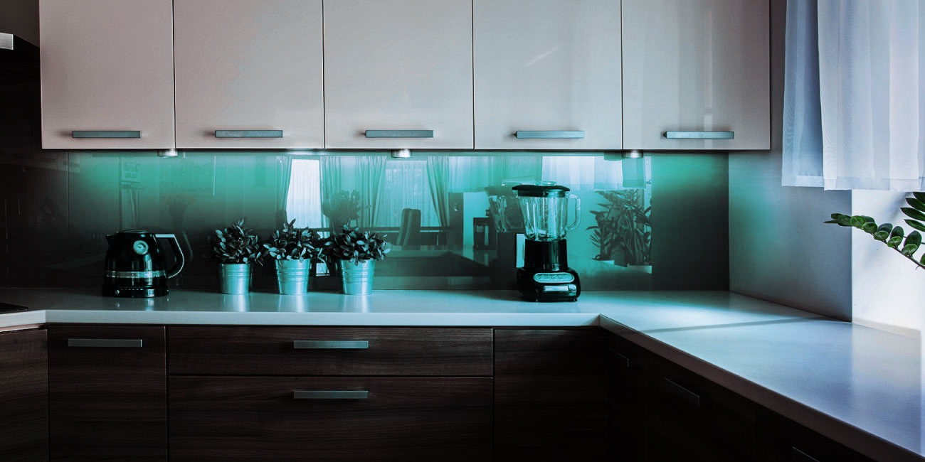 accent lighting for the kitchen