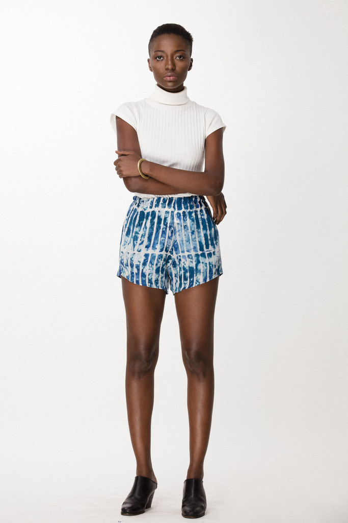 Dash Shorts, Marine Chalk