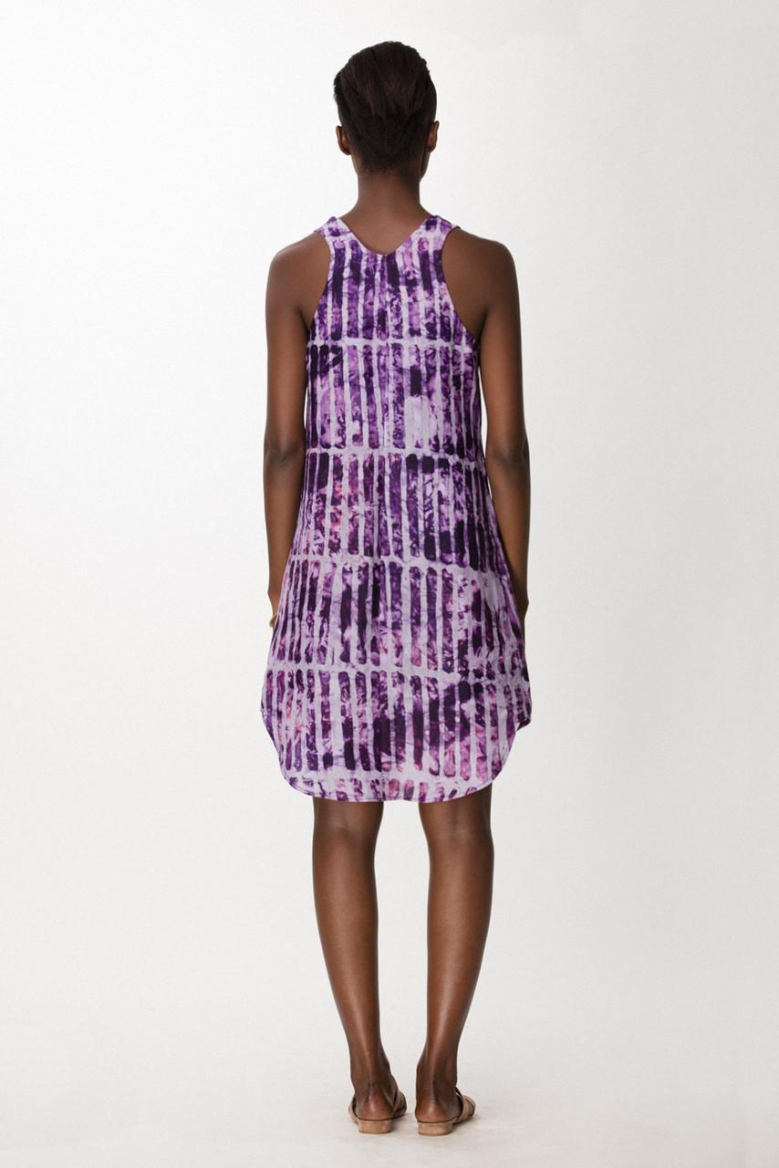 Runa Dress, Fuchsia Chalk