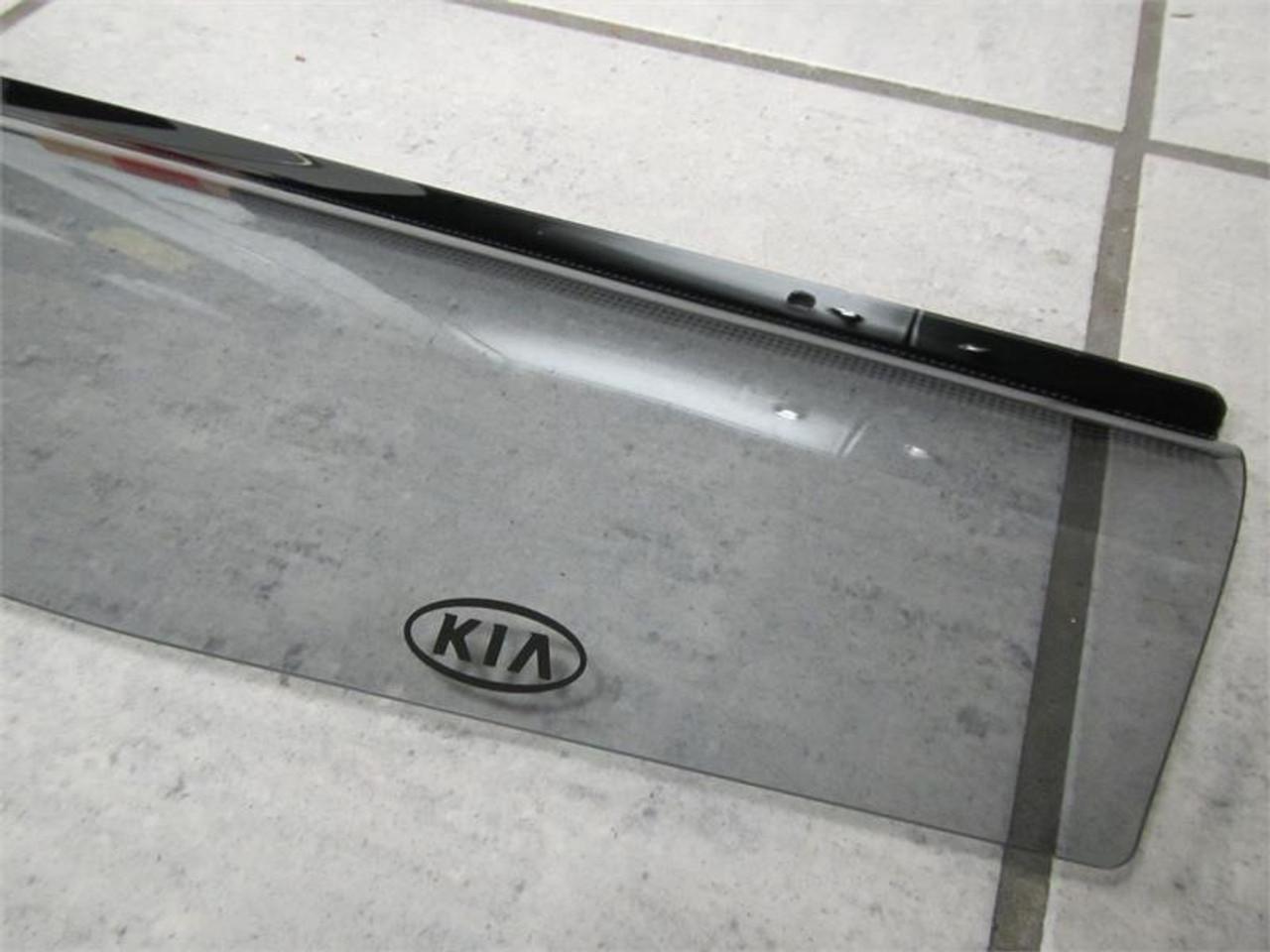 Kia Soul Rain Guards Free Shipping Kia Stuff