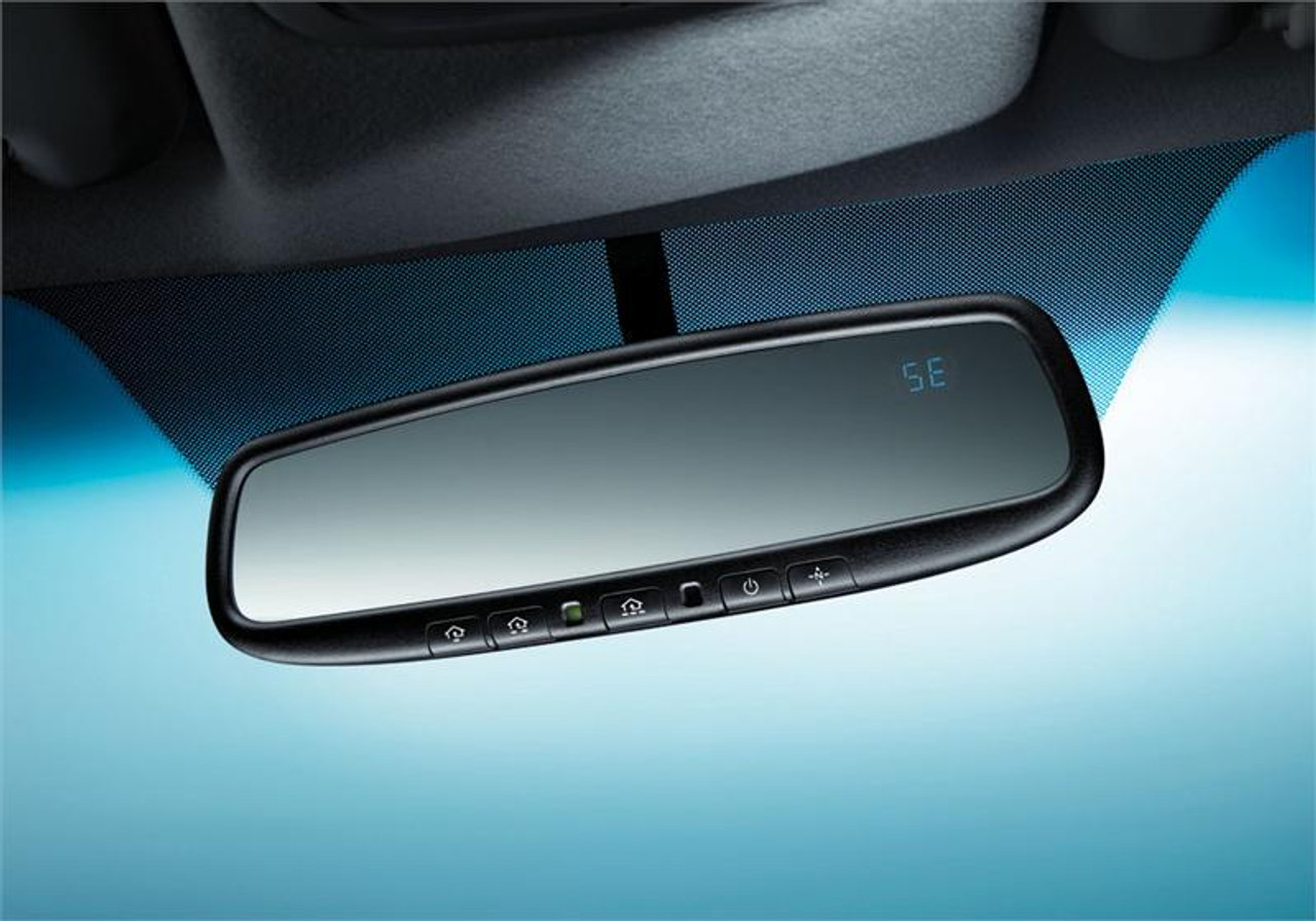 2014-2019 Kia Soul Auto Dimming Mirror