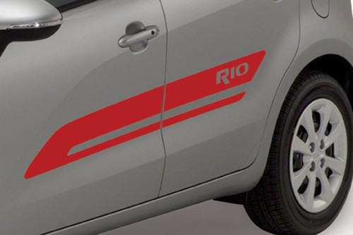 Kia Rio5 Body Graphics