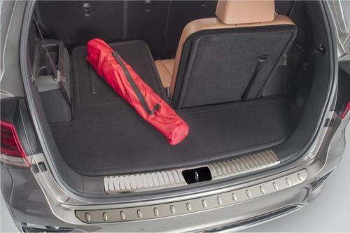 Kia Sorento Cargo Mat with Seat Back Protector
