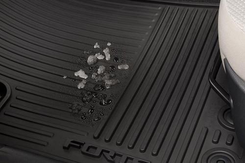 Kia Forte5 Rubber Floor Mats