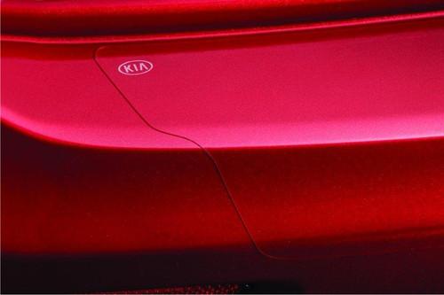 Kia Sportage Rear Bumper Protector Film