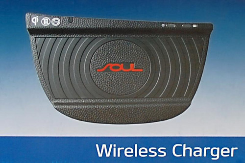 Kia Soul Wireless Charger