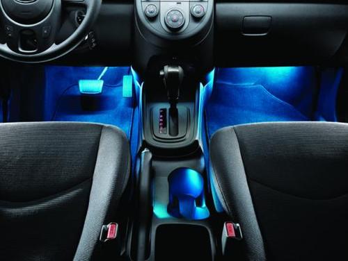 Kia Soul Interior Lighting Kit