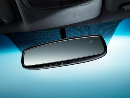 Kia Sportage Auto Dimming Mirror