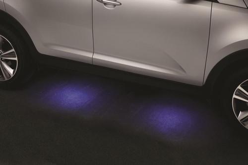 Kia Sportage LED Puddle Lights