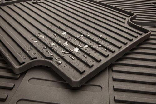 Kia Cadenza Rubber Floor Mats