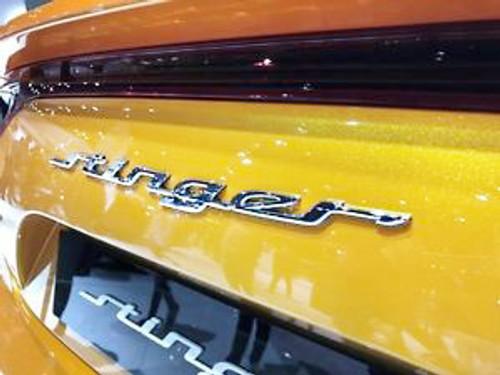2018 Kia Stinger Trunk Emblem (N023)