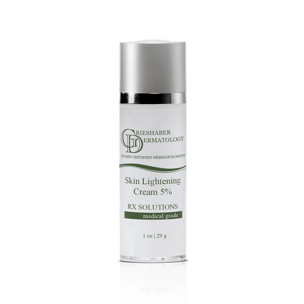 GD Skin Lightening Cream 5% (Rx)