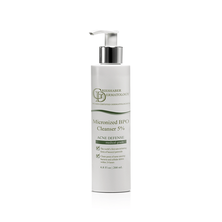 GD Micronized BPO Cleanser 5%