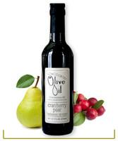 Cranberry Pear Balsamic Vinegar