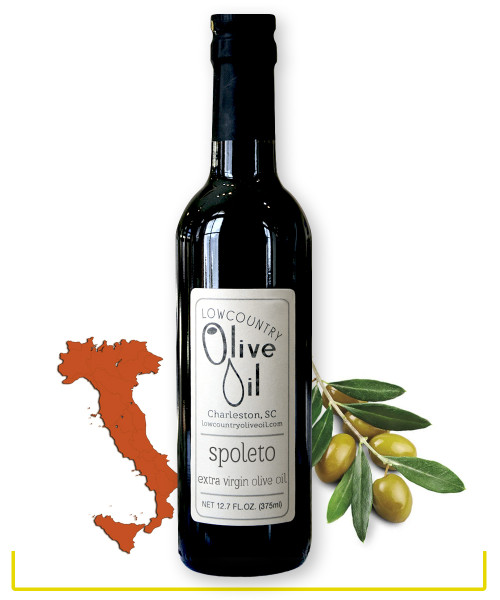 Spoleto Extra Virgin Olive Oil