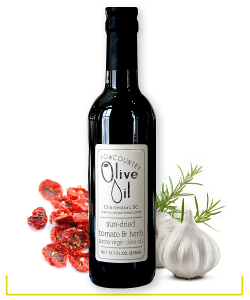 Sundried Tomato and Herbs Olive Oil