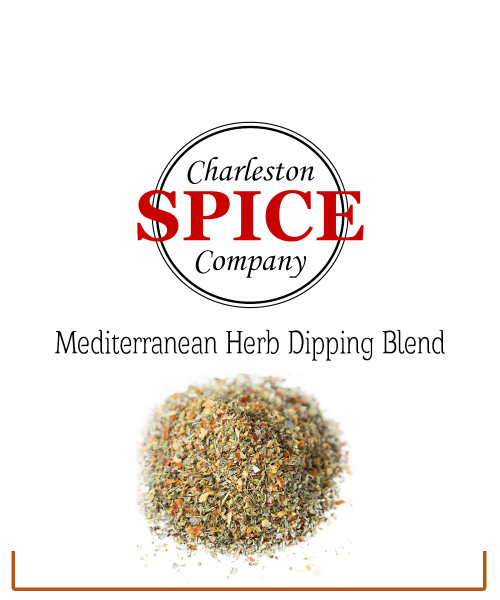 Mediterranean Herb Dipping Blend