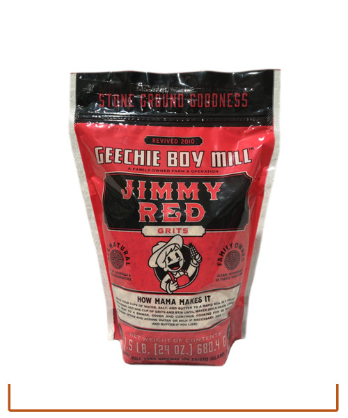 Jimmy Red Grits from Geechie Boy Mill