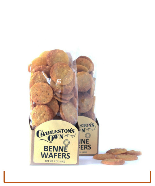 Charleston Benne (Sesame) Wafers