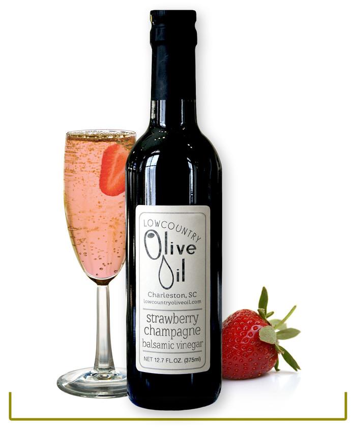 Strawberry Champagne Balsamic