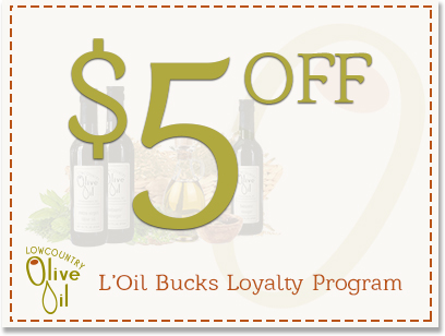 L'Oil Bucks $5 Reward